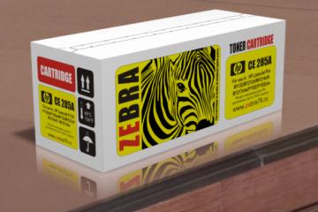 Картриджи Zebra
